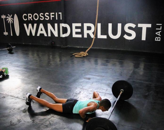 Latihan crossfit