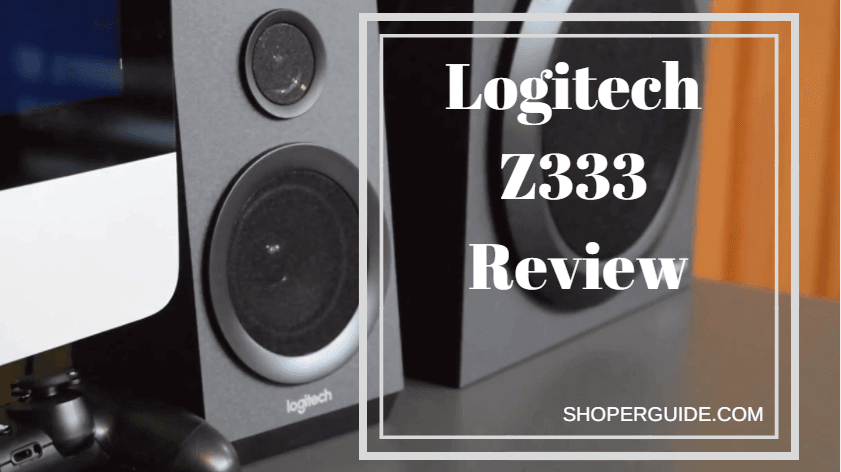 Logitech z333 review