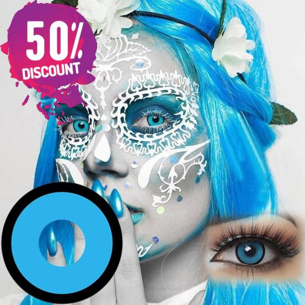 Halloween Cosplay Colored Eye Contact Lenses for Anime Eyes Eye Contact Lenses FREE SHIPPING 8
