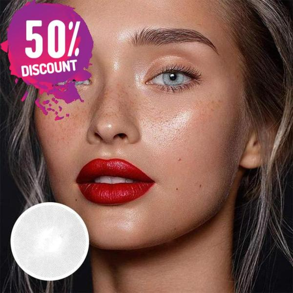 Natural Gray Colored Eye Contact Lenses For a Sexy Arabian Look Eye Contact Lenses FREE SHIPPING 7