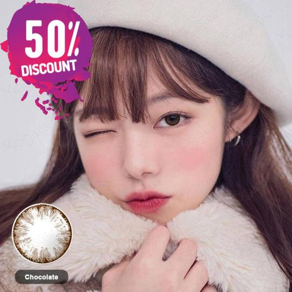 Glitter Colored Eye Contact Lenses for a Beautiful Sparkling Look-Premium Quality Eye Contact Lenses FREE SHIPPING 7