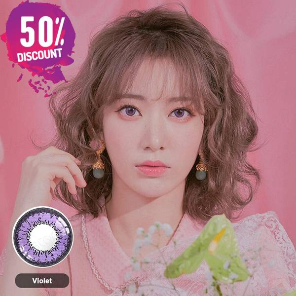 Flare Colored Eye Contact Lenses for Brown Green Blue Violet Gray Candy Color Eyes Eye Contact Lenses FREE SHIPPING 6