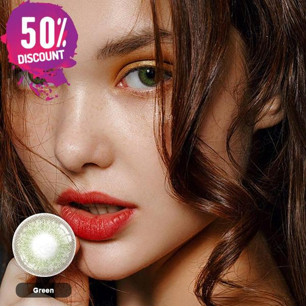Mystery Delight Colored Eye Contact Lenses For A Soft Candy Look Eye Contact Lenses FREE SHIPPING 5