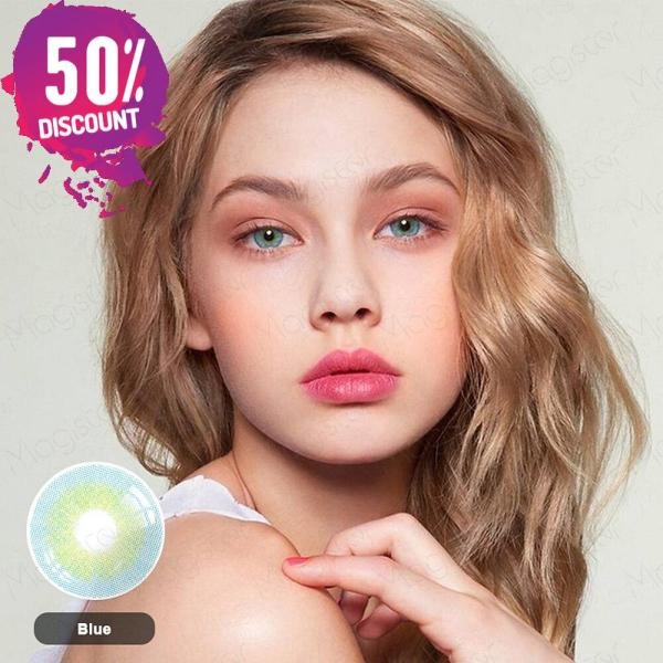 Mirage Natural Looking Colored Eye Contact Lenses – 1Year Use – Premium Quality Eye Contact Lenses FREE SHIPPING 6