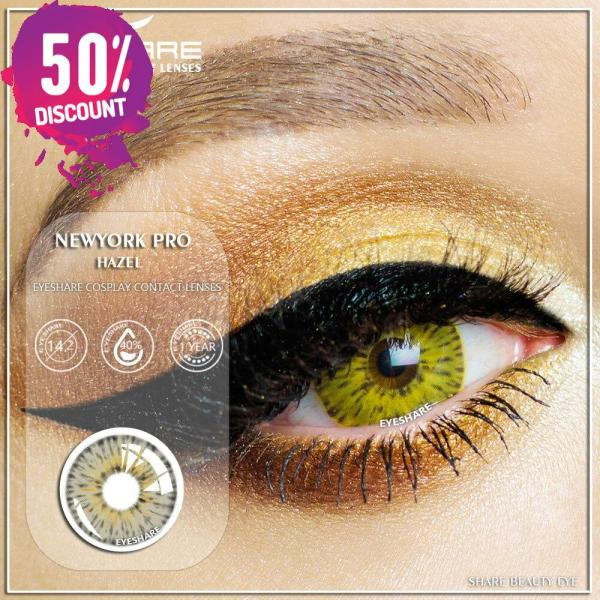 Genshin Impact Contact Lenses Halloween Anime Cosplay Colored Contacts Eye Contact Lenses FREE SHIPPING 5