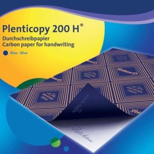 Pelikan carbonpapier Plenticopy 200H, etui van 10 vel