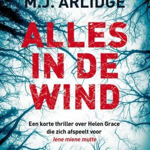 Alles in de wind - M.J. Arlidge - ebook