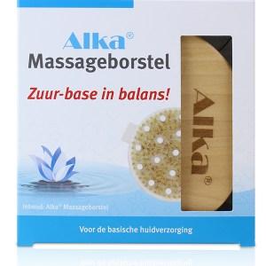 Alka® Massageborstel