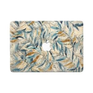 Lunso - vinyl sticker - MacBook Air 13 inch (2010-2017) - Leaves