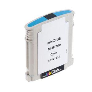 inkClub Inktcartridge cyaan, 860 pagina's (88) MHB700 Replace: C9386AE