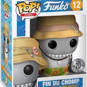 FUNKO POP! SPASTIK PLASTIK , #12, FIN DU CHOMP, LE