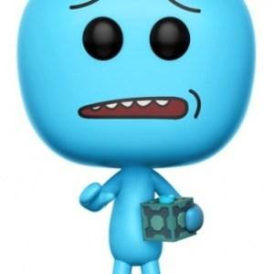 Funko Pop! Animation: Rick & Morty Mr. Meeseeks 9 cm