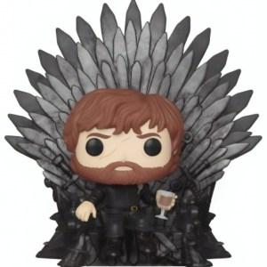 Funko Pop! Deluxe: Game of Thrones Tyrion Iron Throne 13 cm
