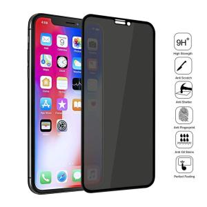 X-Hawk™ Privacy glass iPhone, anti-meekijken screenprotector