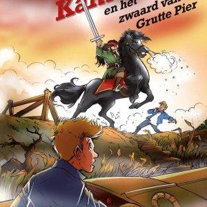 Kameleon - De Kameleon en het zwaard van Grutte Pier