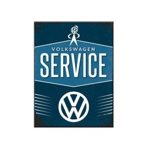 Koelkast magneten Volkswagen 6 x 8 cm