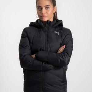 Puma, Packlite Down Jacket B, Zwart, Jassen/fleece/vesten till Meisjes, 152 cm