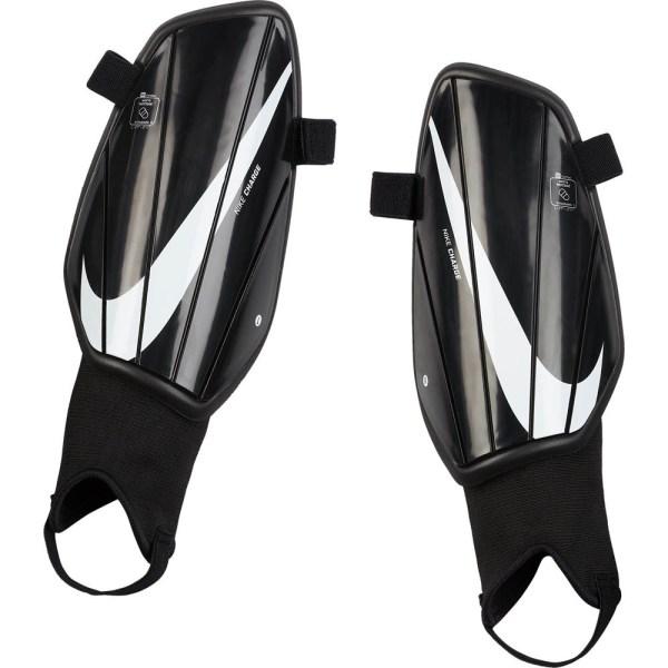 Nike Charge Skin Guard scheenbeschermers zwart/wit