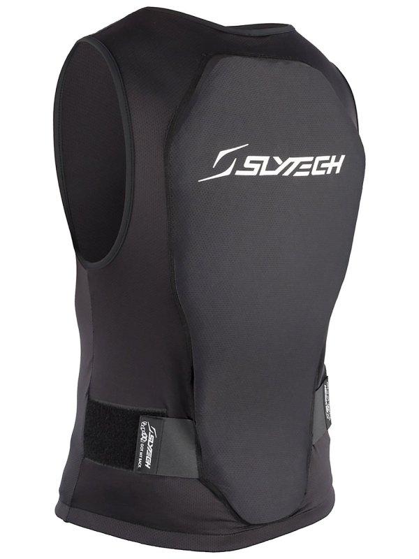 Shred Vest Flexi Zip zwart