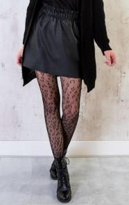 Panter Legging Zwart