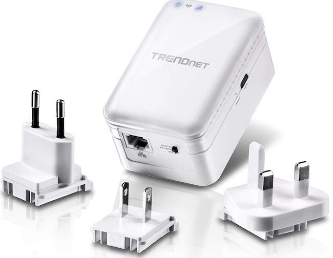 best-travel-routers