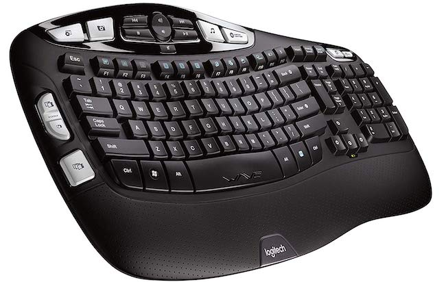 best wireless ergonomic keyboards