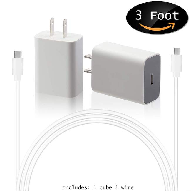best google pixel3 fast chargers