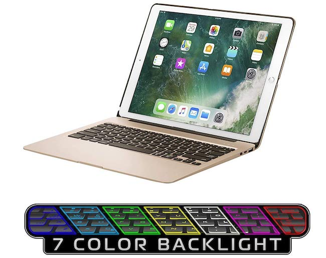best keyboard cases for 12.9 inch ipad pro 2018