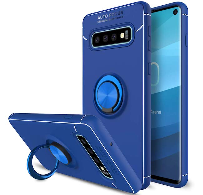 atop samsung galaxy s10 case