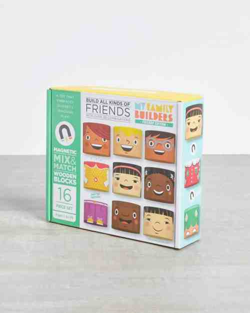 Photo of a Friends Edition Toy set for kids