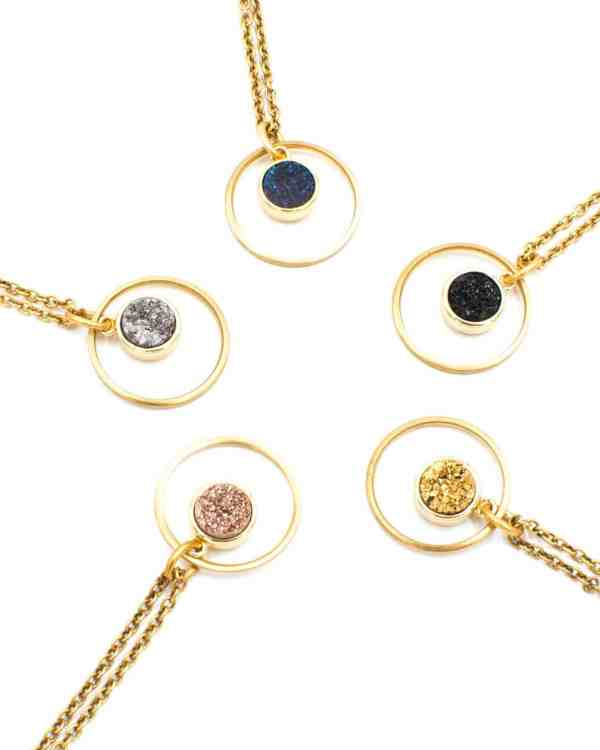 A photo of Kamilah necklace options