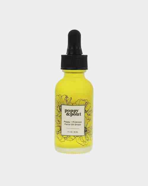 poppy primrose facial drops
