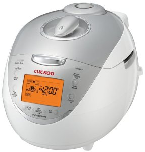 Cuckoo Rice IH Cooker- 6 cup