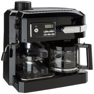 Delonghi BCO320T Combo Coffee maker Espresso machine
