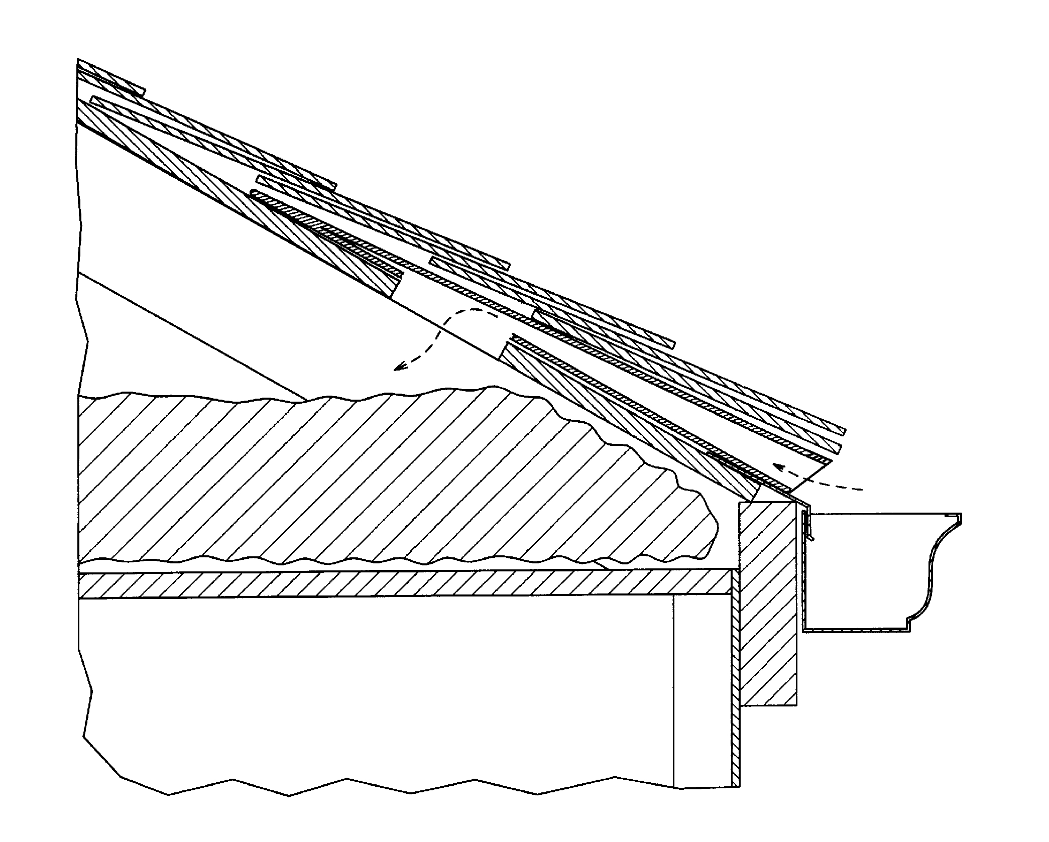 House With No Attic Ventilation Attic Ideas