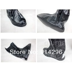 In-stock-New-High-Quality-Motorcycle-Waterproof-Rain-Boot-Shoe-Cover-EUR-SIZEтьт-Black-free-shipping
