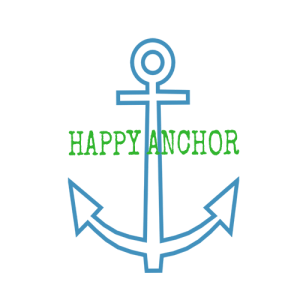 Happy Anchor Logo