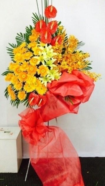hoa tặng khai trương tphcm