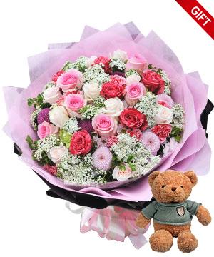 hoa tình yêu hty 53