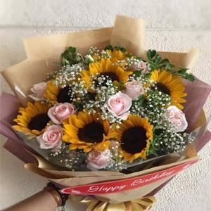 hoa tình yêu hty 54