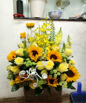hoa sinh nhật hsn 88