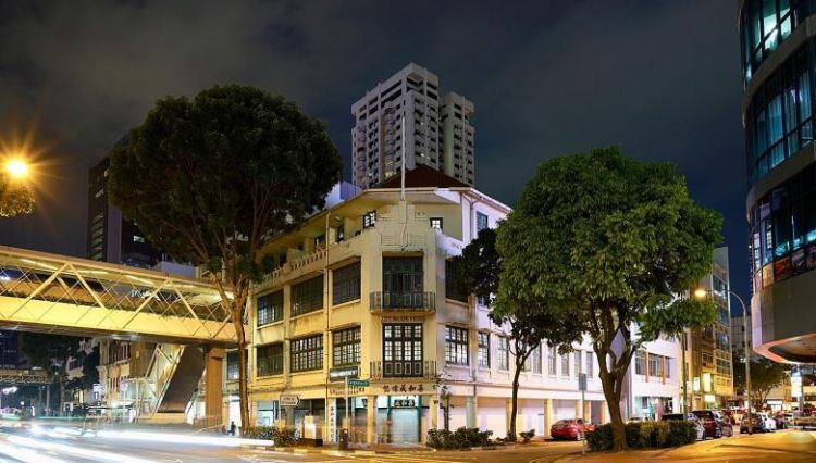 Shophouse Near Clarke Quay MRT Full Commercial with Nightclub Entertainment License for Sale