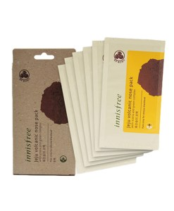 innisfree Jeju volcanic nose pack