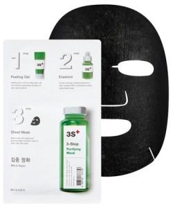 missha 3 step mask3