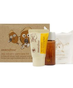 Innisfree Jeju Volcanic Pore care kit2