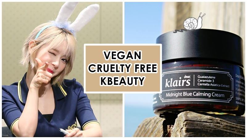 The Best Vegan Korean Beauty Products