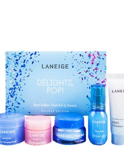 Laneige Delights Pop! Bestsellers Trial Kit