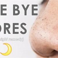 Korean Pore Care Night Routine