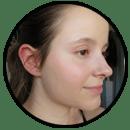 Ginny Laumen - Skin type: normal / oily