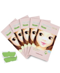 Etude house Green Tea Nose Pack review